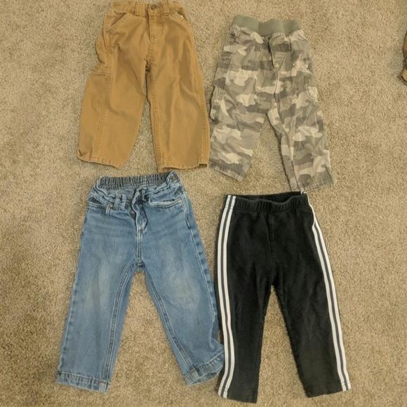 Carhartt Other - Boys 24 month pants bundle